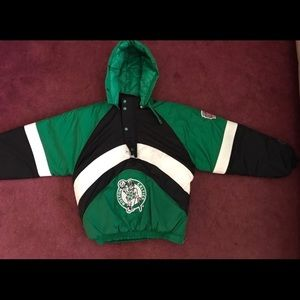 Official NBA licensed Boston Celtics jacket